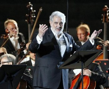 Plácido Domingo 50 Arena Anniversary Night