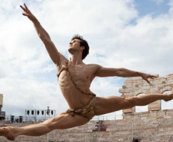 Roberto Bolle and Friends - Arena di Verona 2019